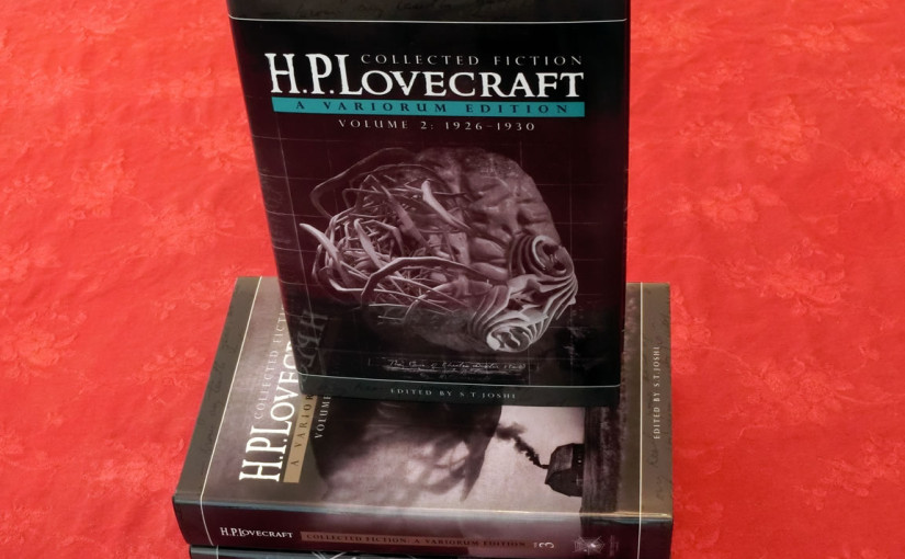 H. P. Lovecraft's Collected Fiction: A Variorum Edition Review Part 2
