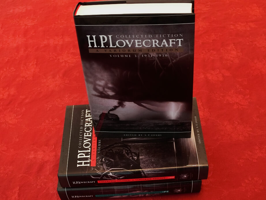 Complete Fiction of H P Lovecraft Volume 3