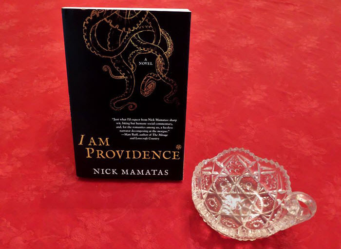 Review: I Am Providence by Nick Mamatas