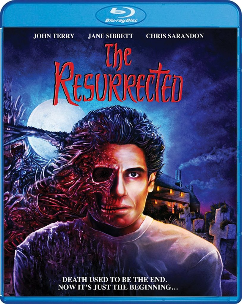 The Resurrected Blu Ray