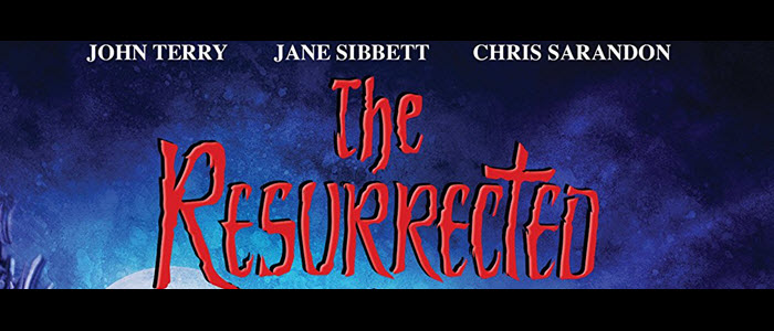 "Shout Factory to release ""The Resurrected"" on Blu-ray August 29, 2017"